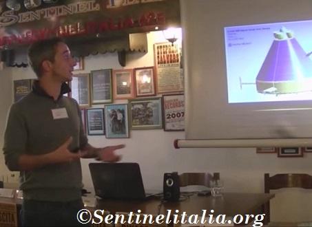 Enrico Baccarini convegno Sentinel 2017