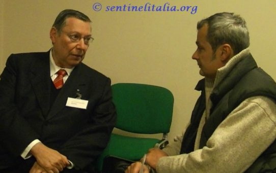 intervista dott. Maccone 13 10 2013