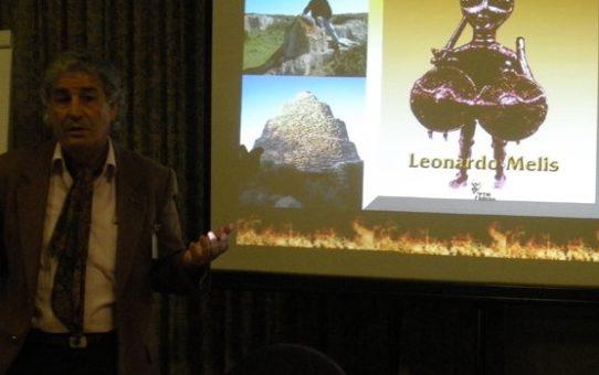 Leonardo Melis al Convegno Sentinel 2012