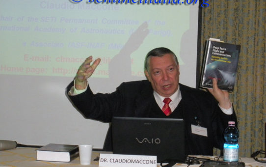 Conferenza Claudio Maccone 2013