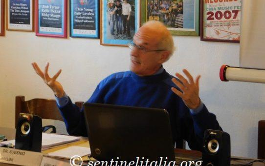 Massimo Centini convegno Sentinel 2017