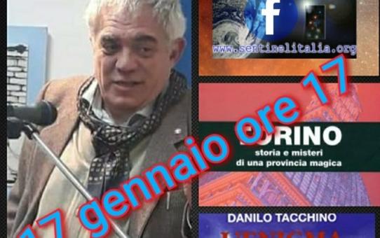 Diretta live con Danilo Tacchino