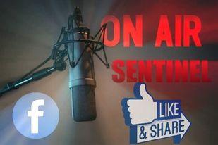 Audio dirette live nel gruppo facebook della Sentinel